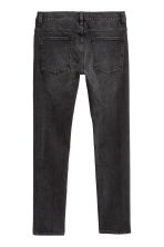 Slim Jeans - Noir/washed out - HOMME | H&M CH 3