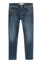 Slim Jeans - Dark denim blue - Men | H&M 2
