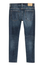 Slim Jeans - Dark denim blue - Men | H&M 3