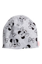 平紋帽 - Grey/Minnie Mouse - Kids | H&M 1