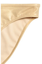 H&M+ Bikini bottoms - Gold - Ladies | H&M CA 3