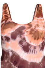 H&M+ Swimsuit - Powder pink/Batik - Ladies | H&M CN 3