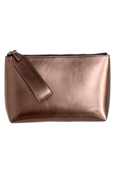 Makeup-bag - Brons - Ladies | H&M FI 1