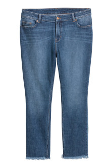 H&M+ Slim Regular Jeans