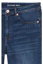 H&M+ Feather Soft Jeggings - Azul denim oscuro - MUJER | H&M ES 5
