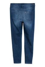 H&M+ Shaping Skinny Zip Jeans - Синий -  | H&M RU 3