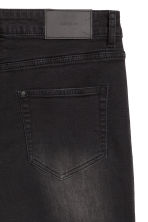 H&M+ Slim Regular Jeans - Schwarz/Washed - DAMEN | H&M CH 4