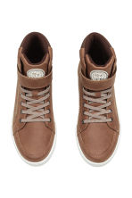High Tops - Brown - Kids | H&M CA 2