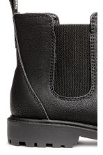 Chelsea-style Boots - Black - Kids | H&M CA 5