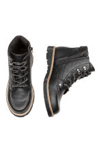 Fleece-lined boots - Black - Kids | H&M 2