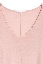 Fine-knit jumper - Light pink - Ladies | H&M CA 3