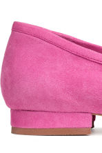 Ballet pumps with a heel - Pink - Ladies | H&M CA 4