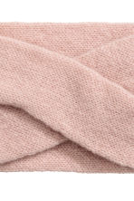 Cashmere headband - Pink - Ladies | H&M 2