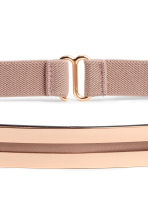 Waist belt - Beige - Ladies | H&M CA 2