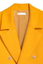 Coat - Yellow - Ladies | H&M 3