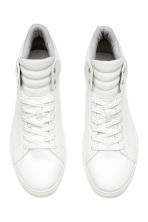 Hi-top trainers - White - Men | H&M CN 2