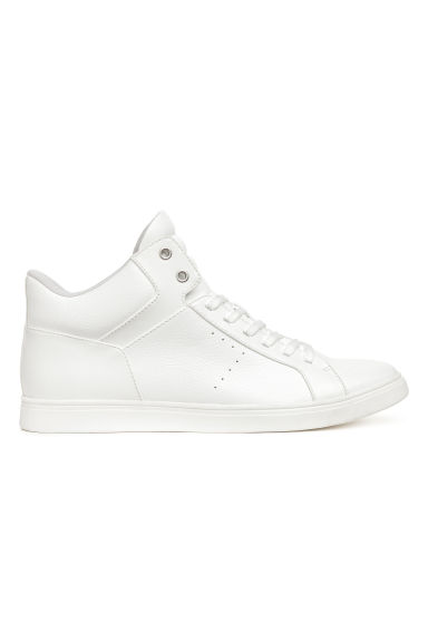 Hi-top trainers - White - Men | H&M CN 1