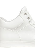 Hi-top trainers - White - Men | H&M CN 4