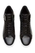 Hi-top trainers - Black - Men | H&M 2