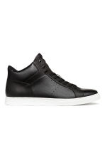 Hi-top trainers - Black - Men | H&M 1