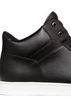 Hi-top trainers - Black - Men | H&M 4