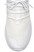 Mesh trainers - White - Men | H&M 4