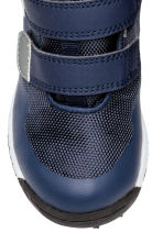 Waterproof hi-tops - Dark blue - Kids | H&M 3