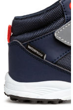 Waterproof hi-tops - Dark blue - Kids | H&M 4
