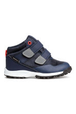 Waterproof hi-tops - Dark blue - Kids | H&M 1