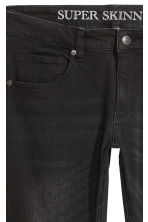 Super Skinny Jeans - Nero/Washed - UOMO | H&M IT 3