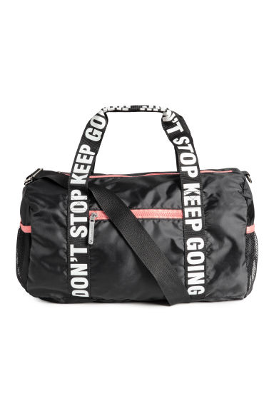 Sports Bag - Black -  | H&M CA 1