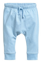 Jersey trousers - Light blue - Kids | H&M CN 1