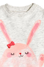 Sweat - Gris/lapin -  | H&M FR 2