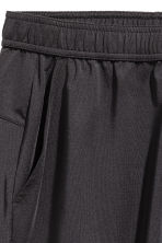 Short sports shorts - Black - Men | H&M 3