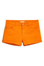 Kurze Twillshorts - Orange - DAMEN | H&M CH 2