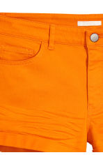 Kurze Twillshorts - Orange - DAMEN | H&M CH 3