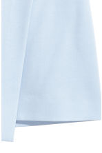 Wrapover skirt - Light blue - Ladies | H&M 3
