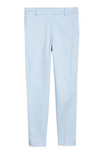 Cigarette trousers - Light purple - Ladies | H&M GB 2