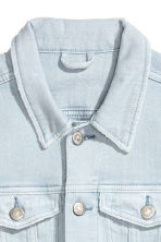 Denim jacket - Light denim blue - Ladies | H&M 3