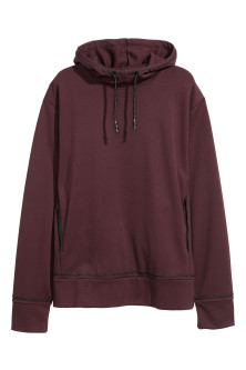 Lyocell Hooded Sweatshirt