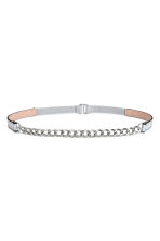 Waist belt - Silver - Ladies | H&M CN 1