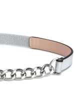 Waist belt - Silver - Ladies | H&M CN 2