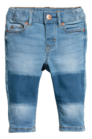 Slim fit Jeans - Blå - Kids | H&M FI 1