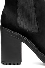 Platform ankle boots - Black - Ladies | H&M CN 4