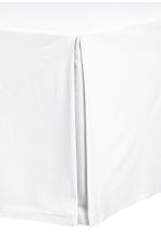 Washed cotton valance - White - Home All | H&M CN 2