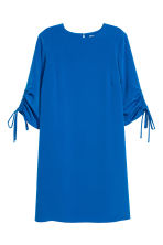 Short dress - Cornflower blue - Ladies | H&M CN 2