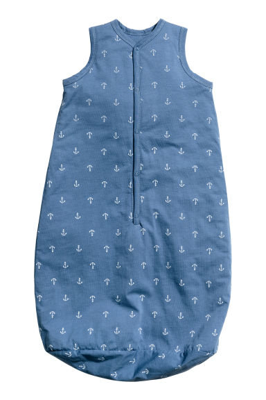 Sleeping sack - Blue/Anchor - Kids | H&M 1