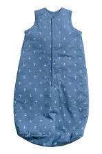 Sleeping bag - Blue/Anchor - Kids | H&M 1