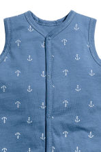 Sleeping bag - Blue/Anchor - Kids | H&M 2