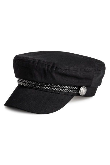 Captain's cap - Black - Ladies | H&M CN 1